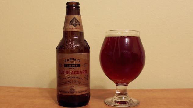 Summit Brewing Old Blaggard Review