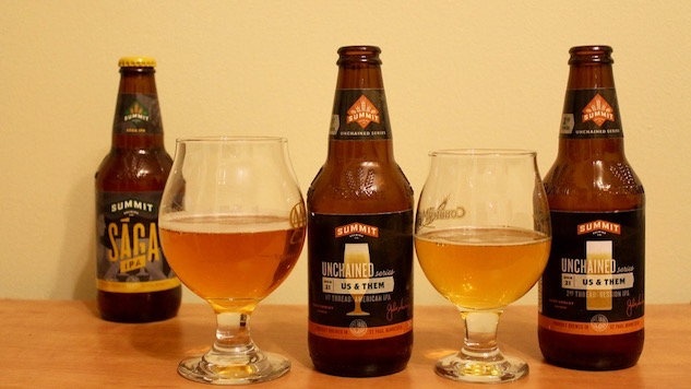 Tasting 3 IPAs From Summit Brewing