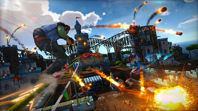 Is <i>Sunset Overdrive</i> Coming to PC?