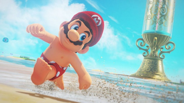 <i>Super Mario Odyssey</i> Proves Nintendo Knows How to Soothe Anxiety