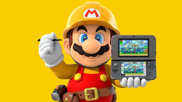 <i>Super Mario Maker for Nintendo 3DS</i> is an Essential Companion for Mario Fans