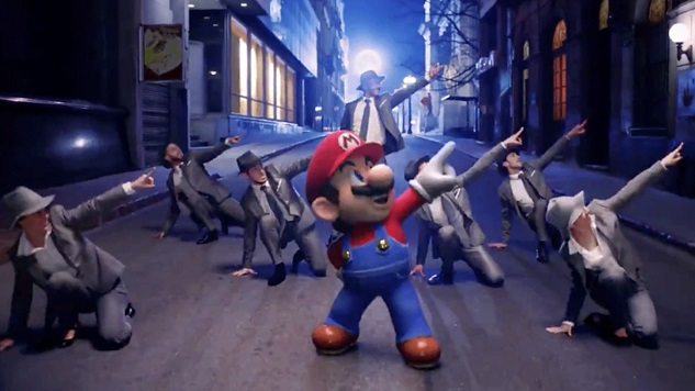 "That Live-Action <i>Super Mario Odyssey</i> Ad Is Even Better When It's Set to ""Rhythm Nation"""