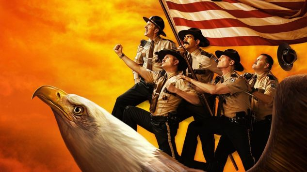 The UK Trailer & Poster For 'Super Troopers 2' Has Arrived