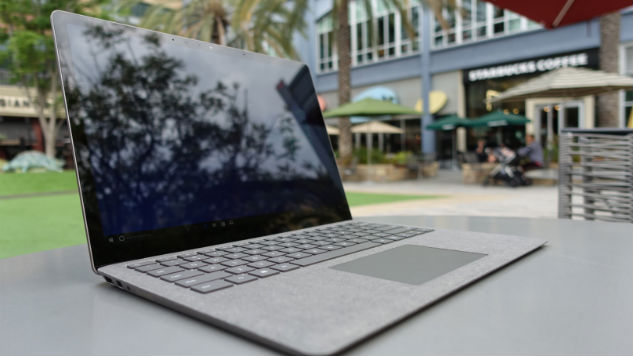 Surface Laptop Review: Windows with Walls