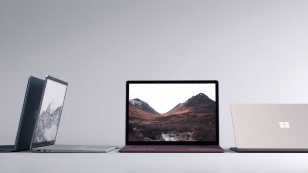 The Surface Laptop Costs $999 and Runs Windows 10 S