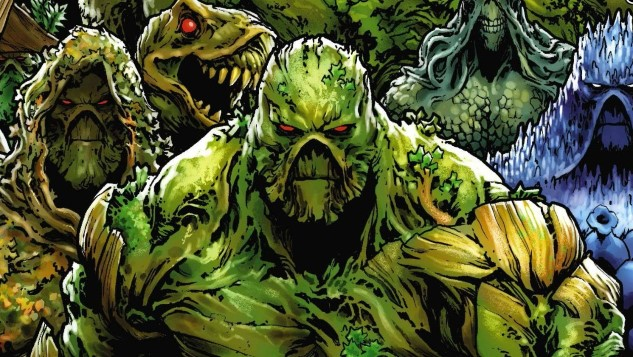 Guillermo Del Toro Says His Version of <i>Justice League Dark</i> Would Have Featured Swamp Thing