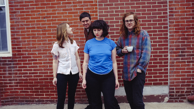 "Swearin' Share New Song ""Untitled (LA)"": Listen"