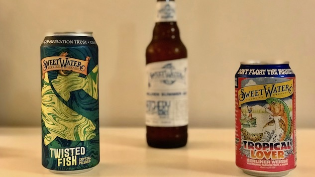 3 New Summer Beers from Sweetwater Brewing