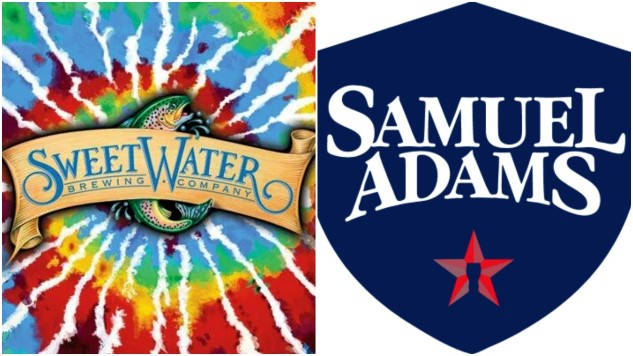 SweetWater vs. Sam Adams -- The Super Bowl Loser Will Pay Up