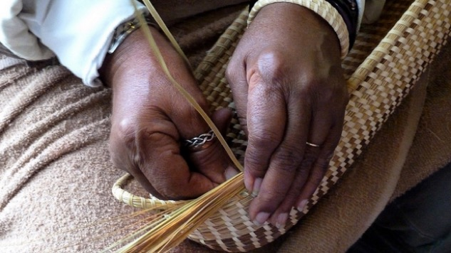 From the Source: Gullah Sweetgrass Baskets