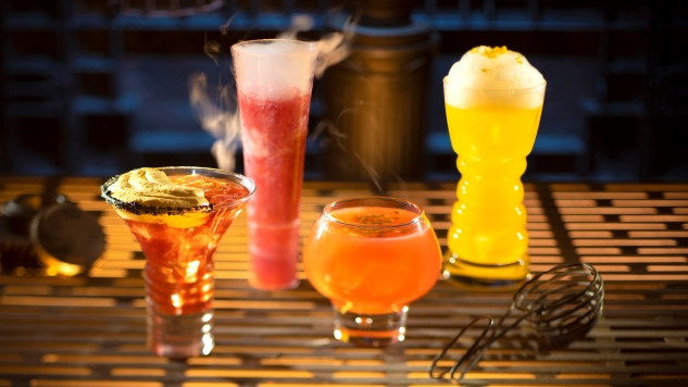 The Drinks of Star Wars: Galaxy's Edge