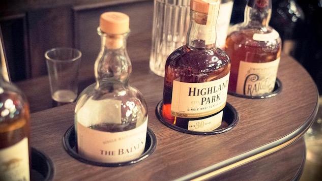Tableside Scotch Service: Keeping It Classy