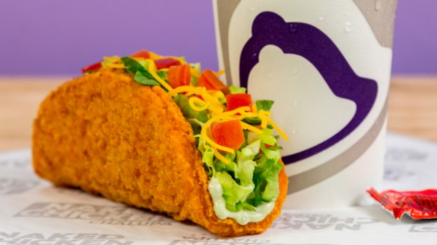 Taco Bell Invites You to Toy With Doom, Unveils New Naked Chicken Chalupa