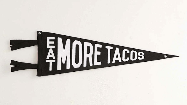 Taco-Theme Home Goods as Tasty as the Real Thing