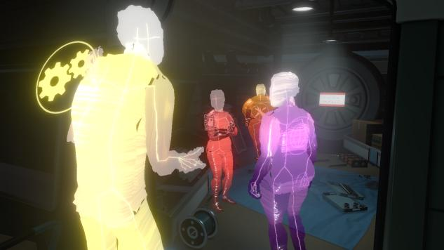 <i>Tacoma</i> Pursues New Paths for Game Narratives