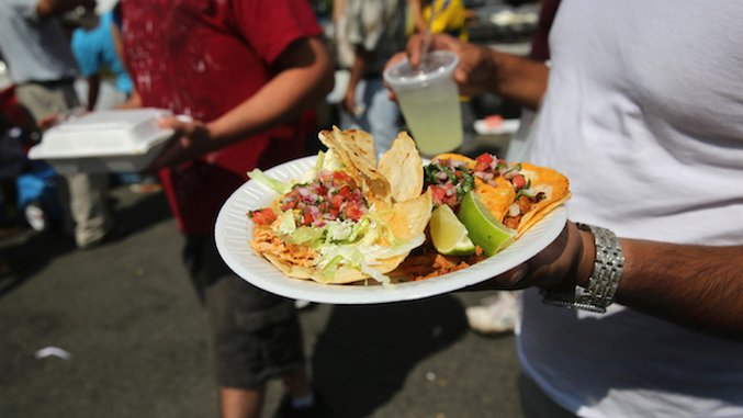 Take Five: San Diego's Underground Taco Shops