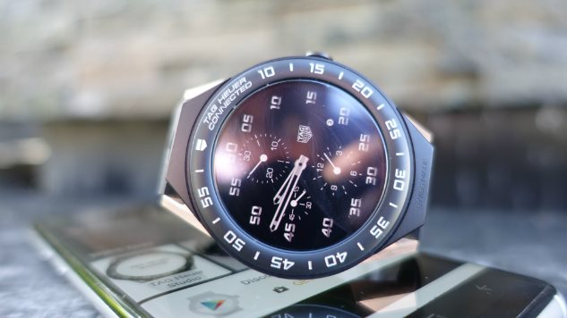 aa7432046b7 Tag Heuer Connected Modular 45 Smartwatch Review  Digital Haute Horology