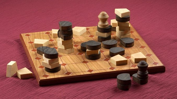 <i>Tak</i> Brings a Fictional Boardgame Into the Real World