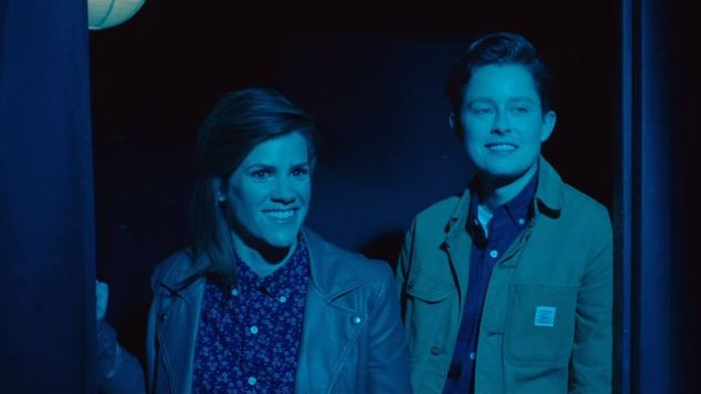 5 Things We Learned From <i>Take My Wife</i>'s Cameron Esposito and Rhea Butcher