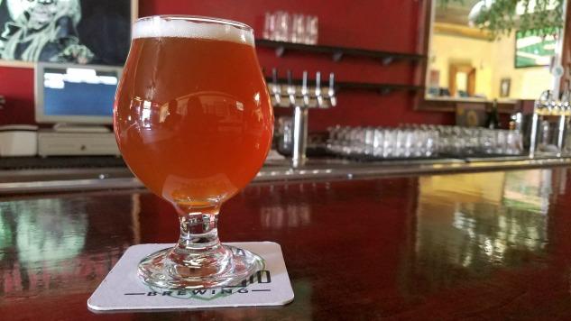 Cascade Brewing Tangerine Dream Review