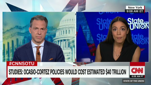 As Usual, CNN and Jake Tapper Left Out Crucial Context in Their Attack on Medicare For All