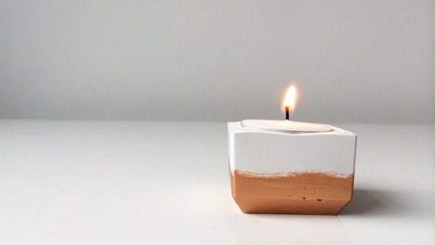 These Standout Tea Light Holders are Bright Ideas