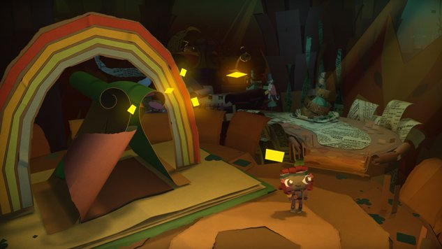 <i>Tearaway Unfolded</i> Review: Paper Please