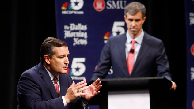 "Ted Cruz Is ""Like a Serpent Covered in Vaseline,"" Says NYT Columnist Bret Stephens"
