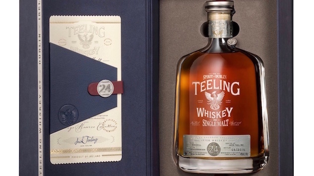 Teeling Whiskey 24 Review