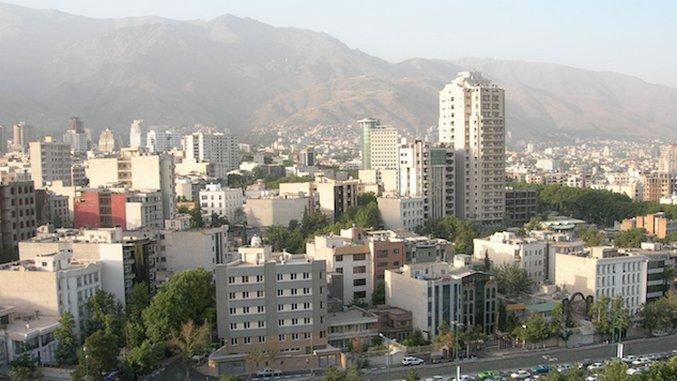 Checklist: Tehran, Iran
