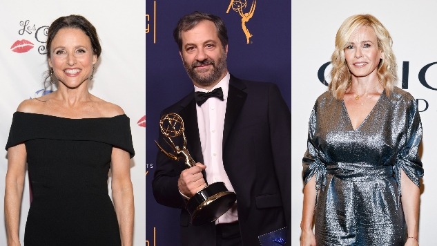 Julia Louis-Dreyfus, Judd Apatow Among Stars to Appear On Get-Out-the-Vote Comedy Special, <i>Telethon for America</i>