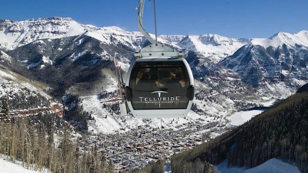 The Drinker's Guide to Telluride