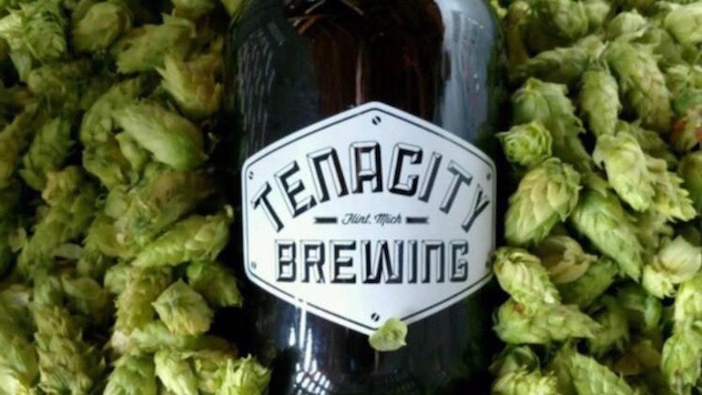 Flint Michigan's Tenacity Brewing Lives Up To Its Name