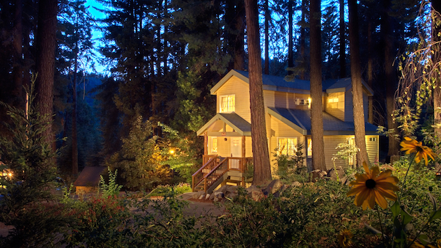 Hotel Intel: Tenaya Lodge, Fish Camp (Yosemite), California