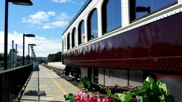 California's Napa Valley is Getting a 'Tequila Train'