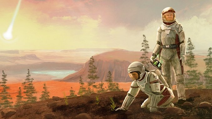 <i>Terraforming Mars</i> is One of The Best Games of 2016