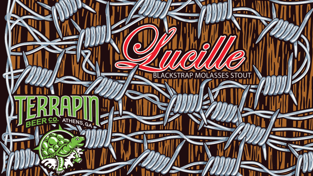 "Terrapin Walking Dead ""Lucille"" Stout Review"