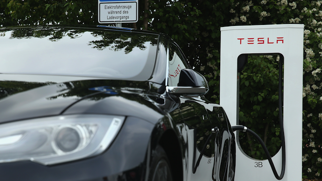 Tesla Now Worth More Than Ford After Record-Breaking Quarter