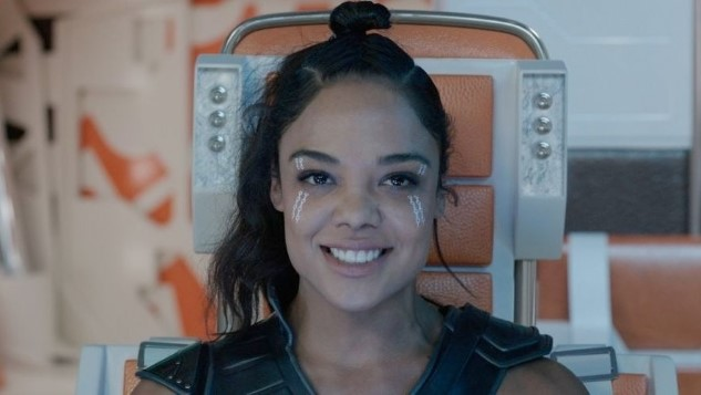 Tessa Thompson and Most of the Female Marvel Superheroines Want a Movie of Their Own