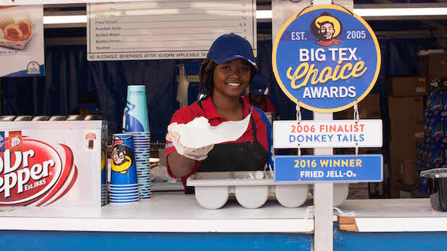Choose Your Own Deep-Fried Food Adventure at the State Fair of Texas