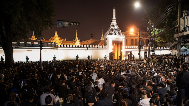 What Thailand's Year of Mourning Means for Visitors