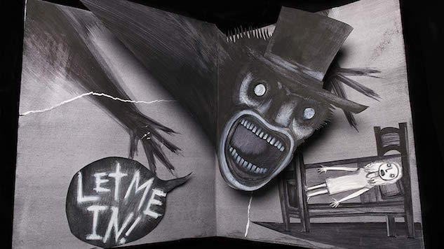 Queer Icon <i>The Babadook</i> Gets Pride-Themed Blu-Ray Makeover