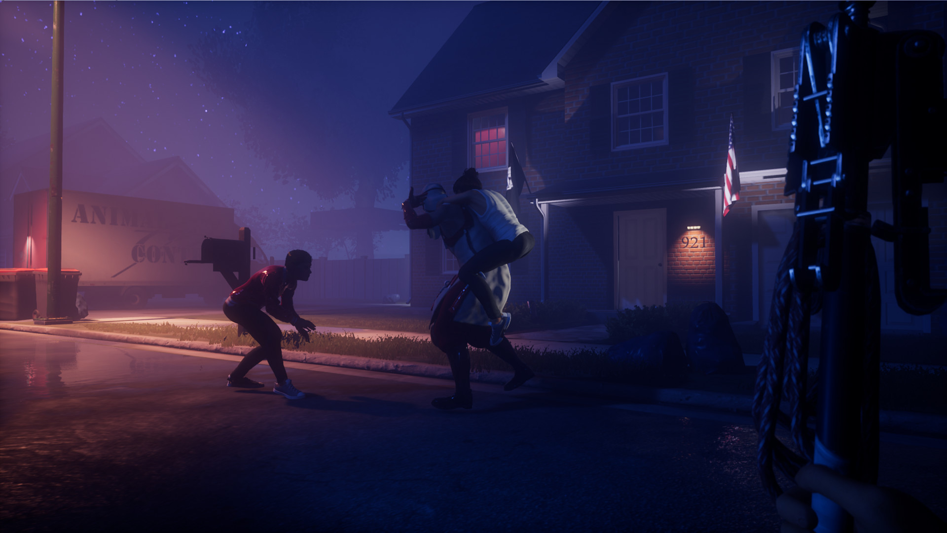 <i>The Blackout Club</i> Turns a Childhood Fear of the Dark into a Creepy Stealth Game