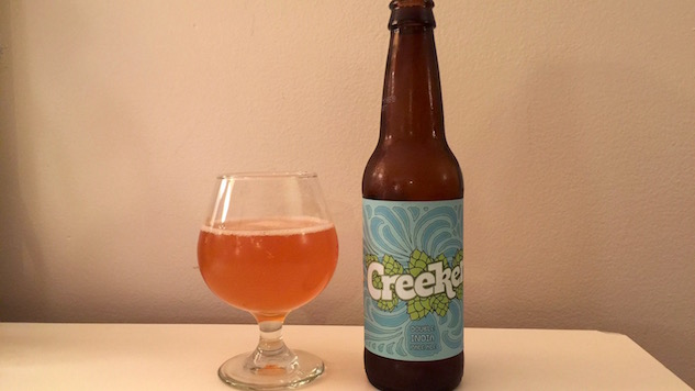 Ithaca Beer Company Creeker Review