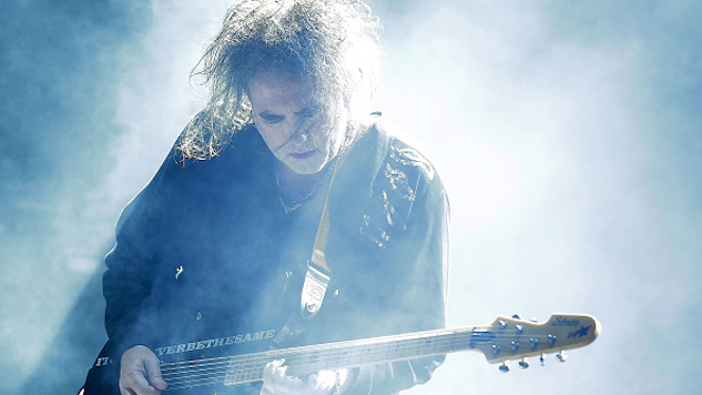 Revisit The Cure's 40th Anniversary Hyde Park Show in Trailer for Concert Film