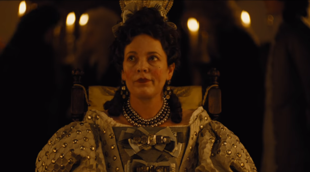 Check Out <i>The Favourite</i> Trailer, From the Director of <i>The Lobster</i>
