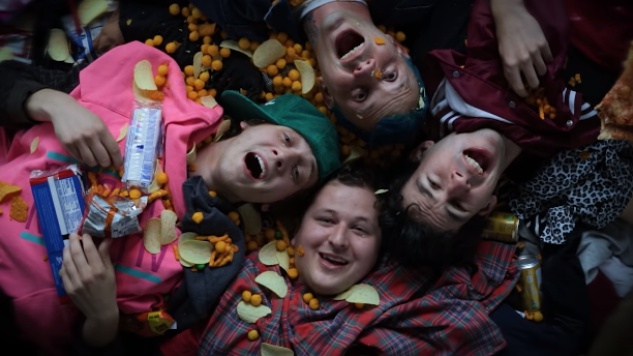 """The Frights Release the Tooth Decay-Inducing Music Video for """"CRUTCH"""""""