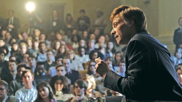 Hugh Jackman Is a Nervous Gary Hart in the Trailer for <i>The Front Runner</i>