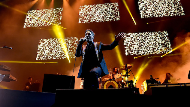 The Killers Announce 2018 North American Tour