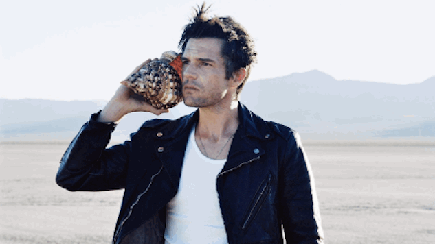 The Killers Release New Single, Announce New Album <i>Wonderful Wonderful</i>